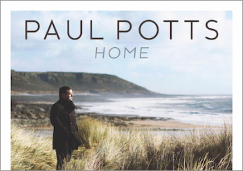 Paul's new Album titled 'Home'