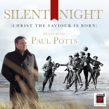 Paul's New Charity Single – Silent Night (Christ The Saviour Is Born)